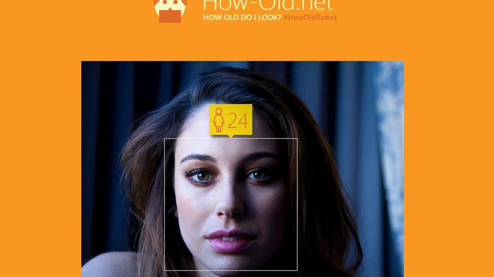 ¿Aparentas tu edad? Esta web te dice los años que tienes con una sola foto