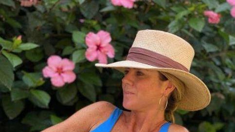 Así despide una 'afortunada' Amelia Bono su primer verano de soltera