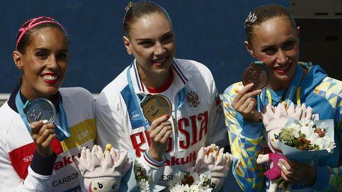 Ona Carbonell, plata en el Mundial de Budapest con la que iguala a Mengual