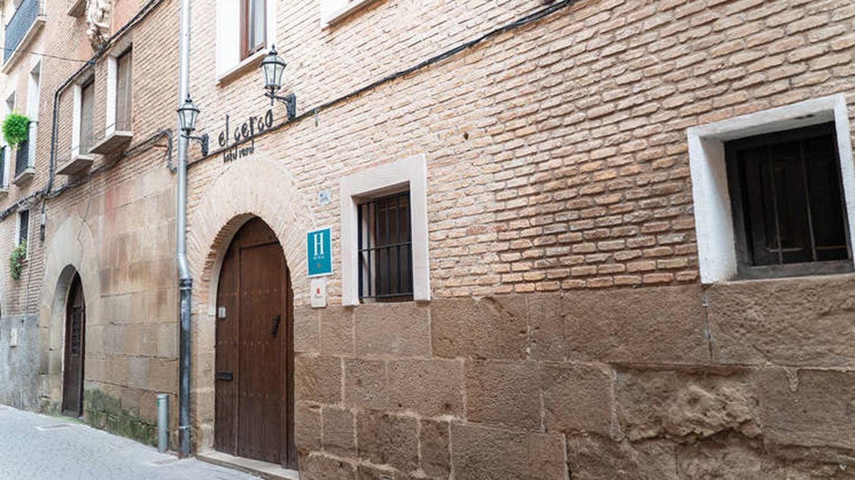 El hotel El Cerco forma parte del conjunto histórico artístico. (Cortesía)
