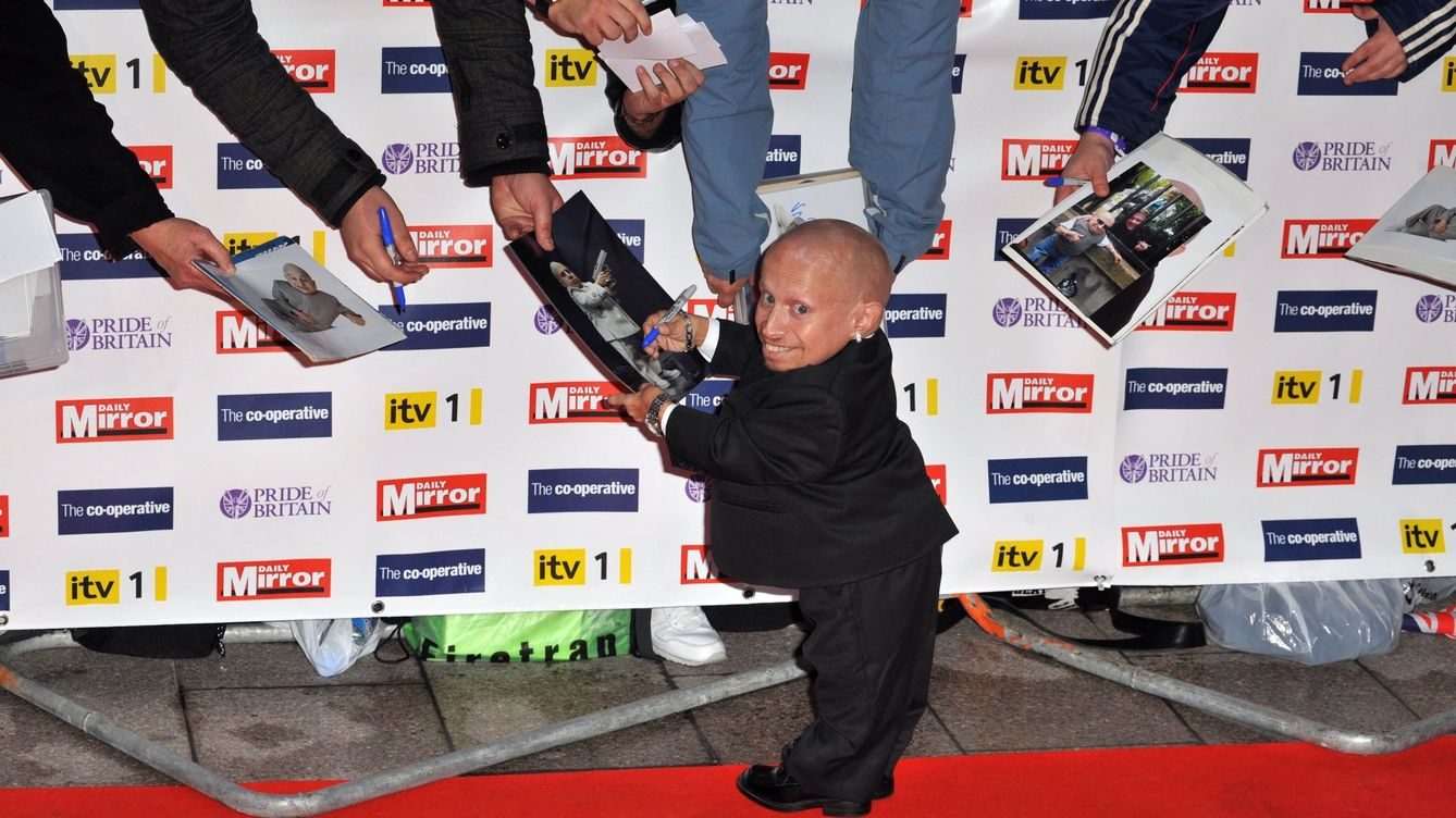 Muere Verne Troyer, el actor que dio vida a Mini Yo de 'Austin Powers'
