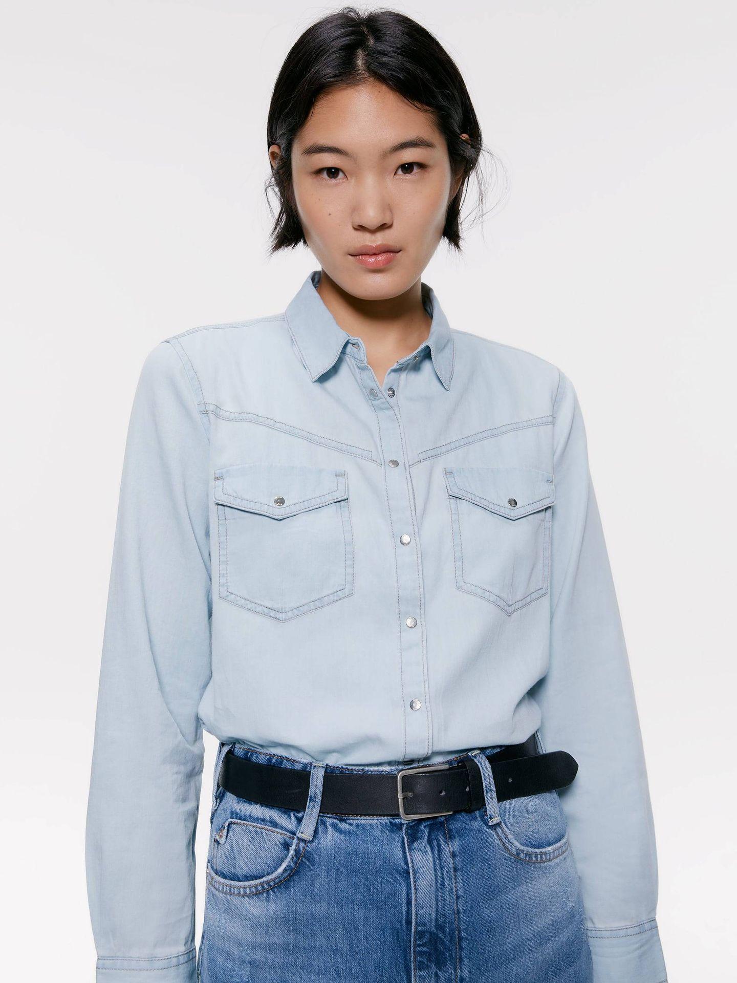 Camisa de Zara. (Cortesía)