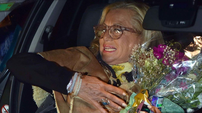 Foto: Mayte Zaldívar en una imagen de archivo a su salida de prisión (Gtres)