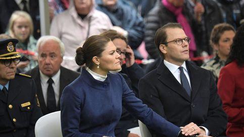 La tristeza de Victoria y Daniel de Suecia por la muerte de Ari Behn