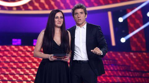 María Villalón se proclama ganadora de la tercera gala de 'TCMS7'