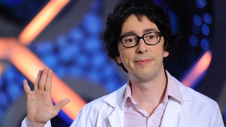 Flipy como científico loco (Cuatro)
