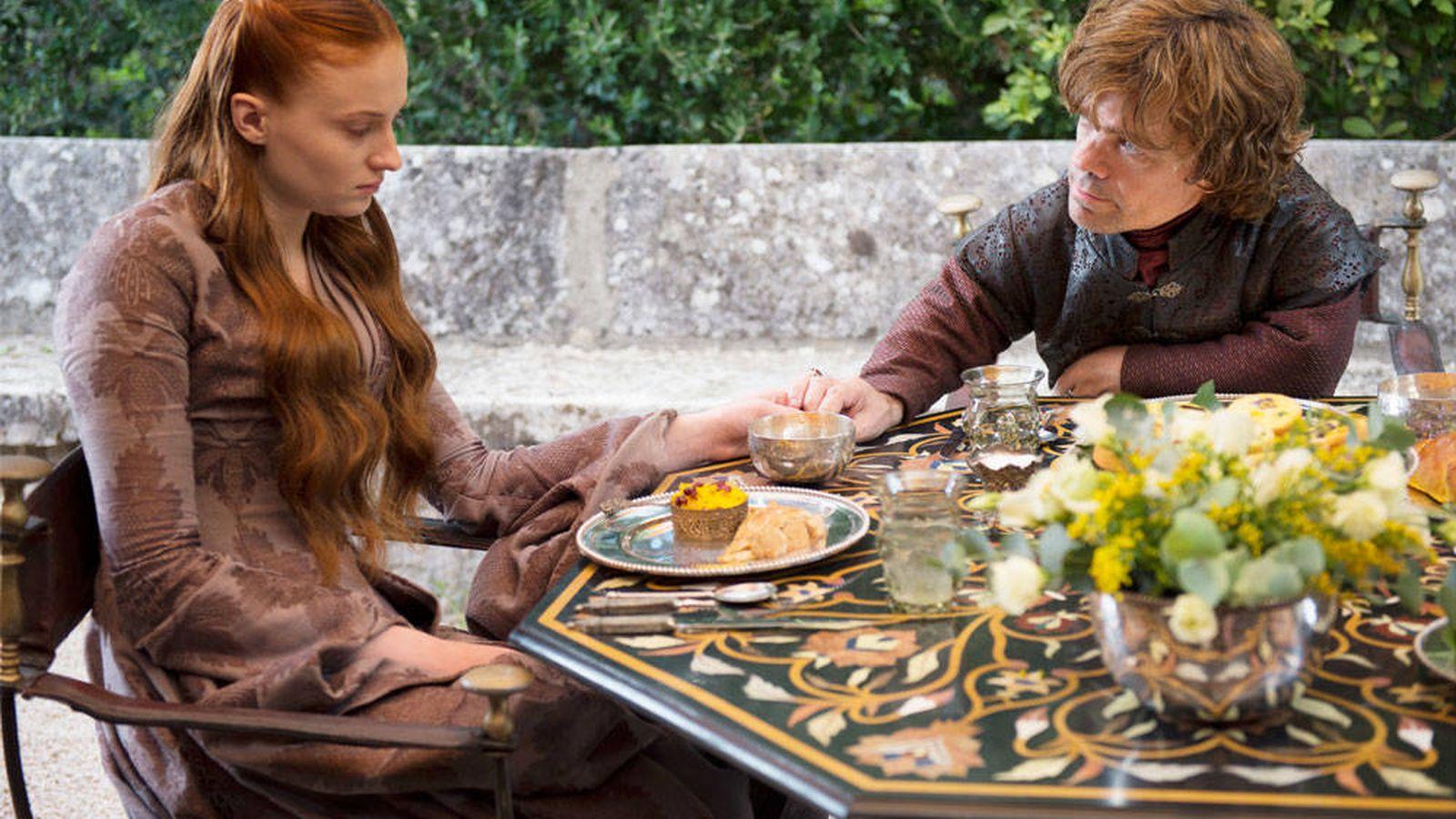 Foto: Un fotograma de 'Juego de tronos', adaptación de la saga literaria 'Canción de hielo y fuego'. (HBO)