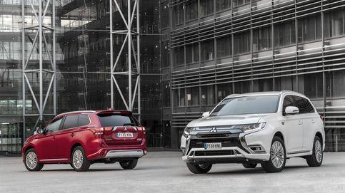 Mitsubishi actualiza su Outlander PHEV, el enchufable más vendido en España