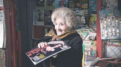 Muere Amparo Pacheco, mítica kiosquera de 'Cuéntame cómo pasó'