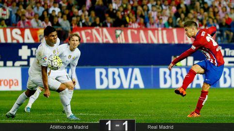 La racanería del Madrid de Benítez recibe el justo castigo del Atlético