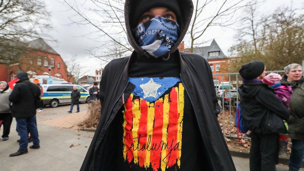 Nuevo objetivo de los 'indepes': mimar a Alemania para salvar a Puigdemont
