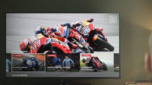 DAZN aterriza en España por 4,99 euros al mes y la Moto GP como producto estrella