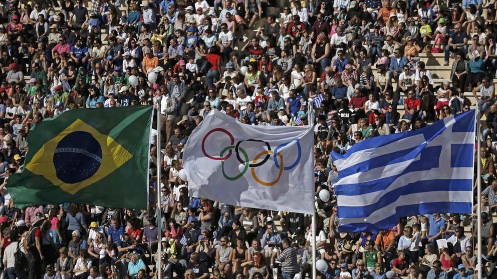 Un deportista griego da positivo y es expulsado de la Villa Olímpica de Río