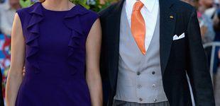 Post de Tessy de Luxemburgo aparca sus diferencias: la tierna felicitación a su ex, el príncipe Louis