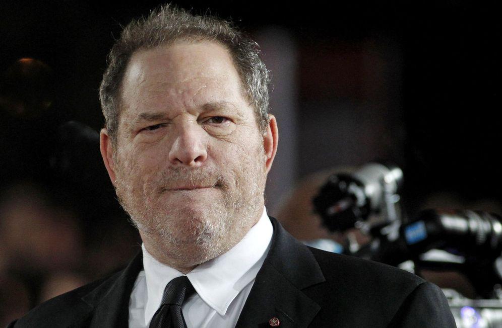 Foto: Imagen de Harvey Weinstein, productor de películas como 'Kill Bill' o 'Pulp Fiction'.