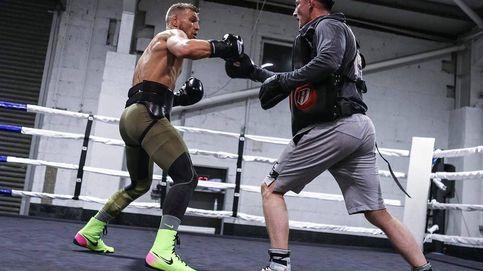 ¿McGregor noqueado por su sparring? Conor tiene un 1% de posibilidades