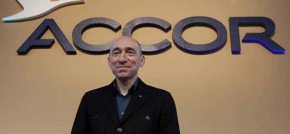 Foto: El presidente del grupo hotelero francés Accor, Denis Hennequin (Efe)