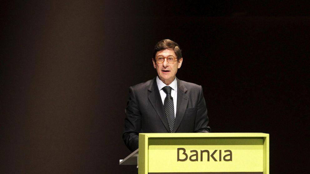 Bankia gana 244 millones, un 12,8% más por la fuerte caída de las provisiones
