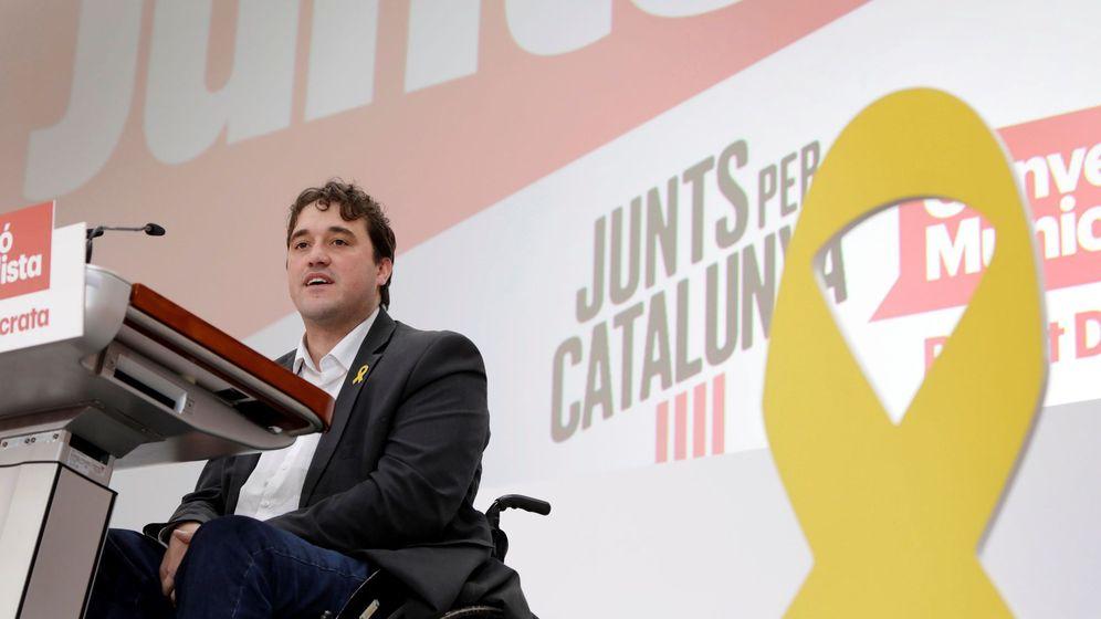 Foto: El presidente del PDeCAT, David Bonvehí. (EFE)