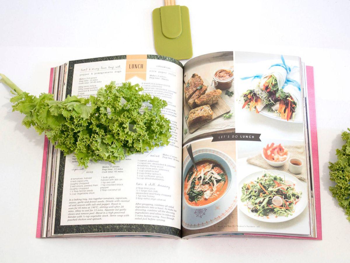 Foto: Los mejores libros sobre nutrición están en Amazon. (Social.Cut para Unsplash)