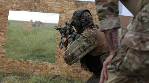 Un fin de semana entrenando con las milicias de EEUU