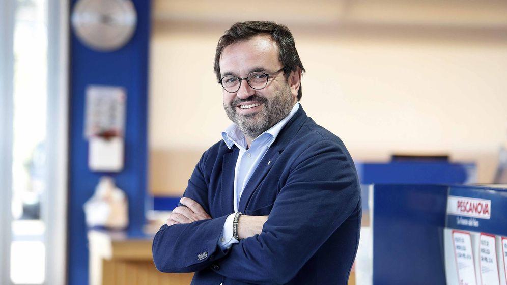 Foto: Ignacio González, consejero delegado de Nueva Pescanova.