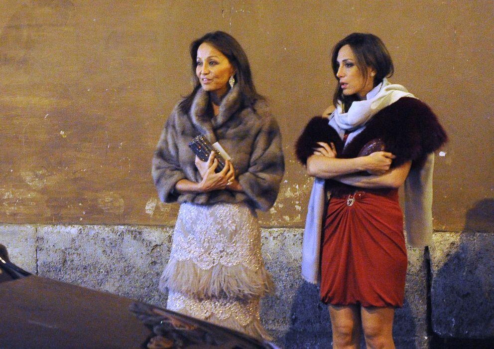 Foto: Isabel Preysler y Tamara Falcó, en una imagen de archivo (I.C.)