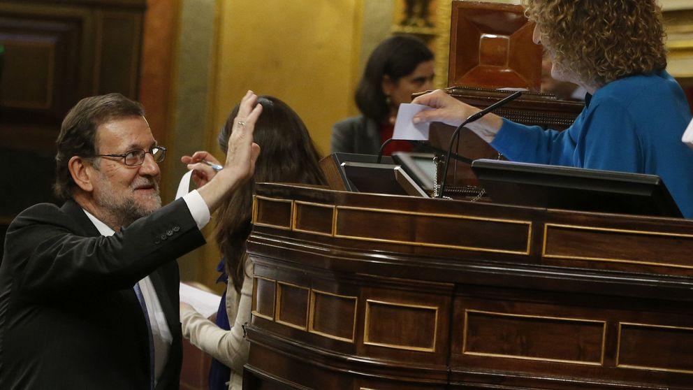 La oferta de Rajoy al PSOE, que no a Pedro Sánchez: irse