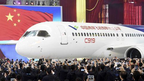 Que tiemblen Airbus y Boeing: China se lanza a por los aviones de pasajeros