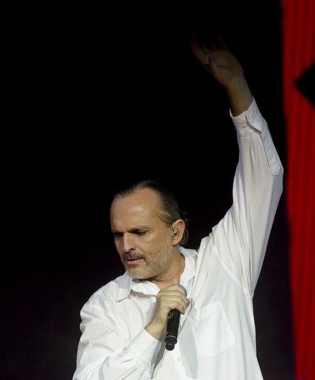 Foto: Miguel Bosé en una imagen de archivo (Gtres)
