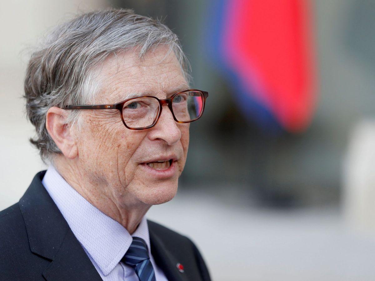 Foto: Bill Gates, en una foto de archivo. (EFE)