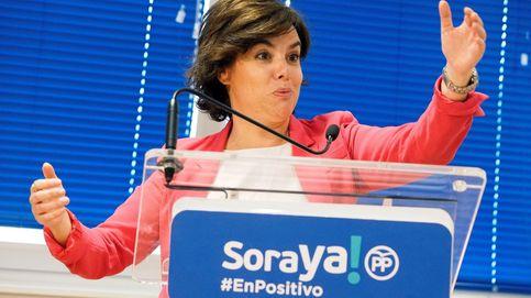 El 45% de los votantes del PP apoya a Sáenz de Santamaría como nueva líder