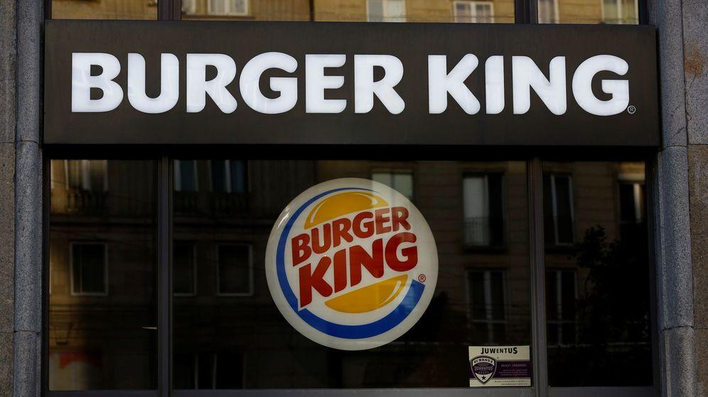 Foto: Fachada de uno de los locales de Burger King. (Reuters)