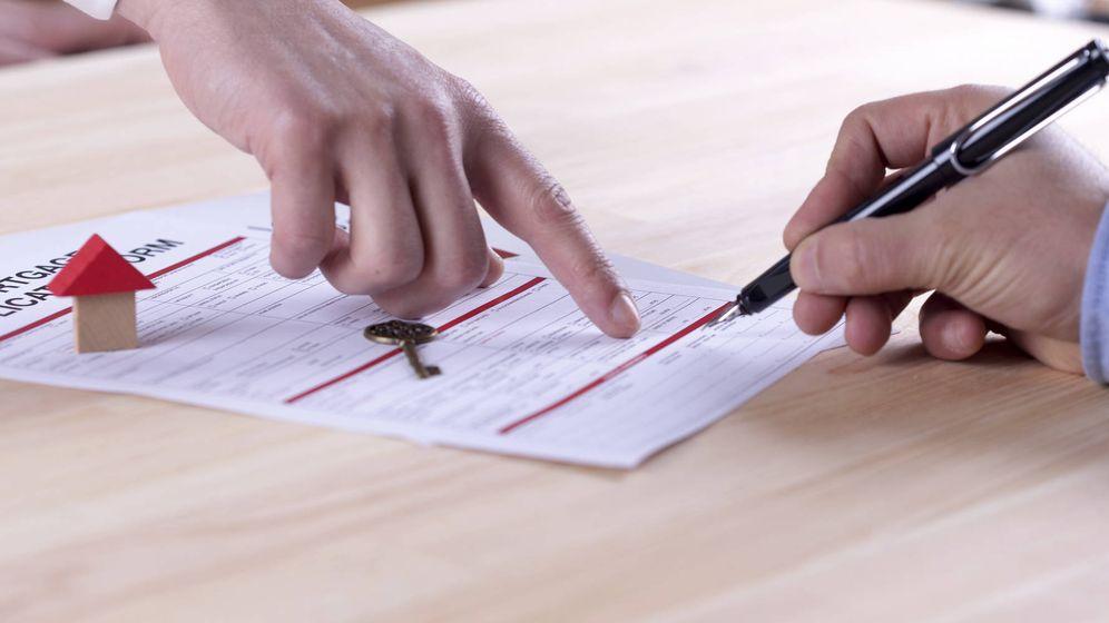 Foto: Las partes pueden pactar libremente el número de mensualidades impagadas que motiven la resolución del contrato. Foto: Istockphoto.