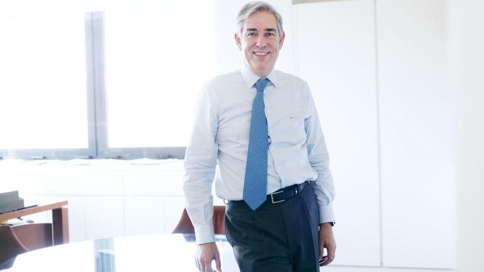 Foto: Antonio Fernández Galiano, presidente ejecutivo de Unidad Editorial. (Foto: Enrique Villarino)