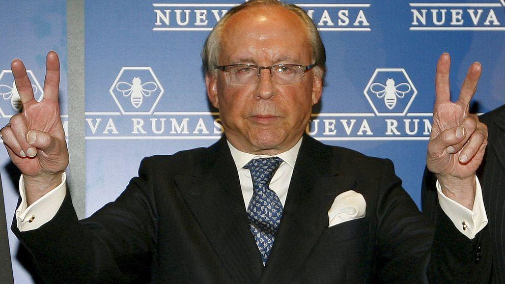 Ruiz Mateos, en busca y captura tras no comparecer en un juicio en Valladolid