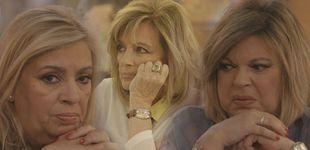 Post de 'Las Campos' regresan con una gran bronca y un accidente de María Teresa