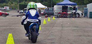 Post de La muerte de un piloto de minimotos de 6 años salva la vida de otros cinco niños
