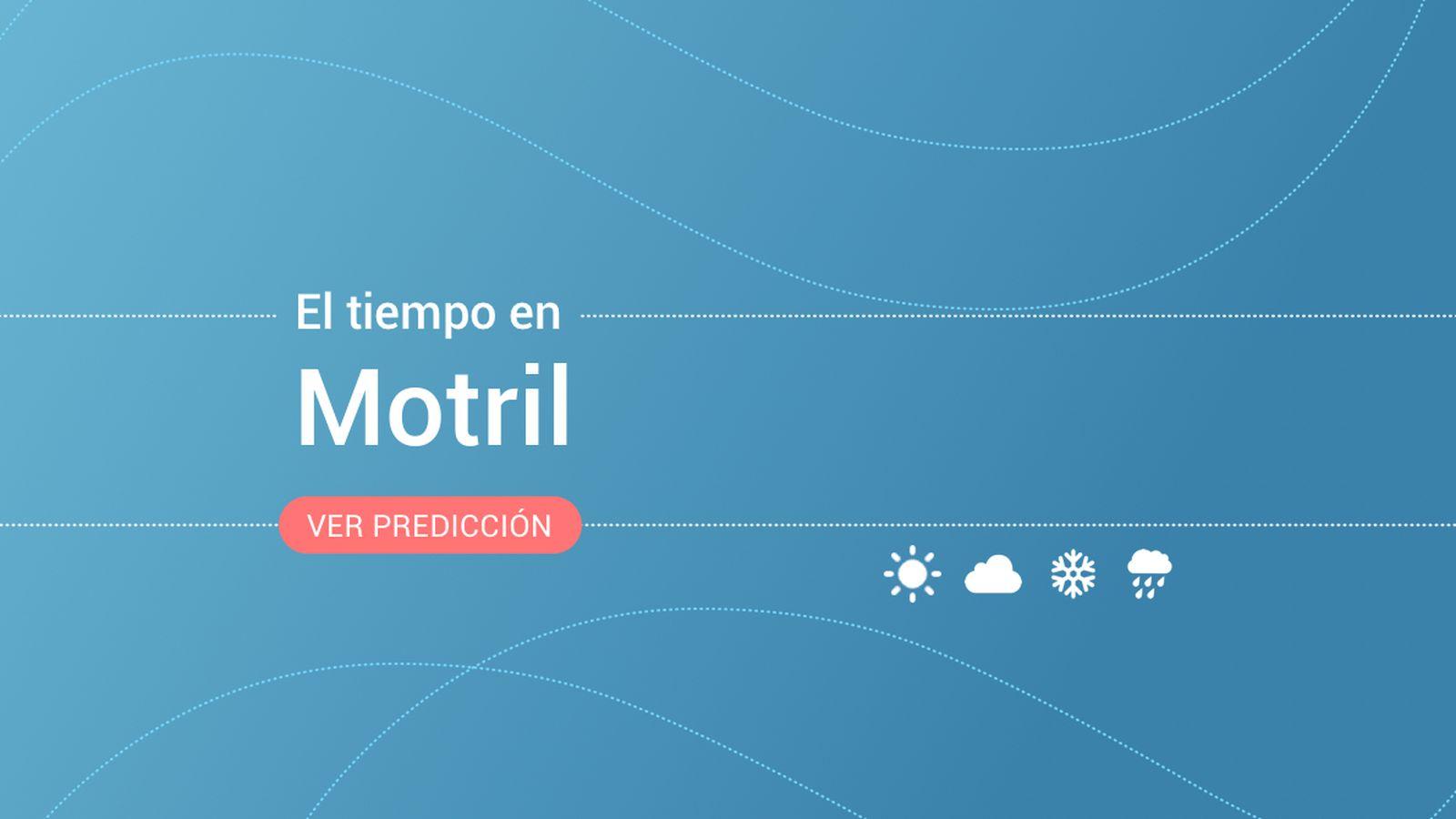 Foto: El tiempo en Motril. (EC)