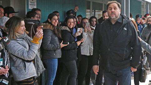 Fiscalía pide al Supremo que los presos del 'procés' tampoco salgan para trabajar