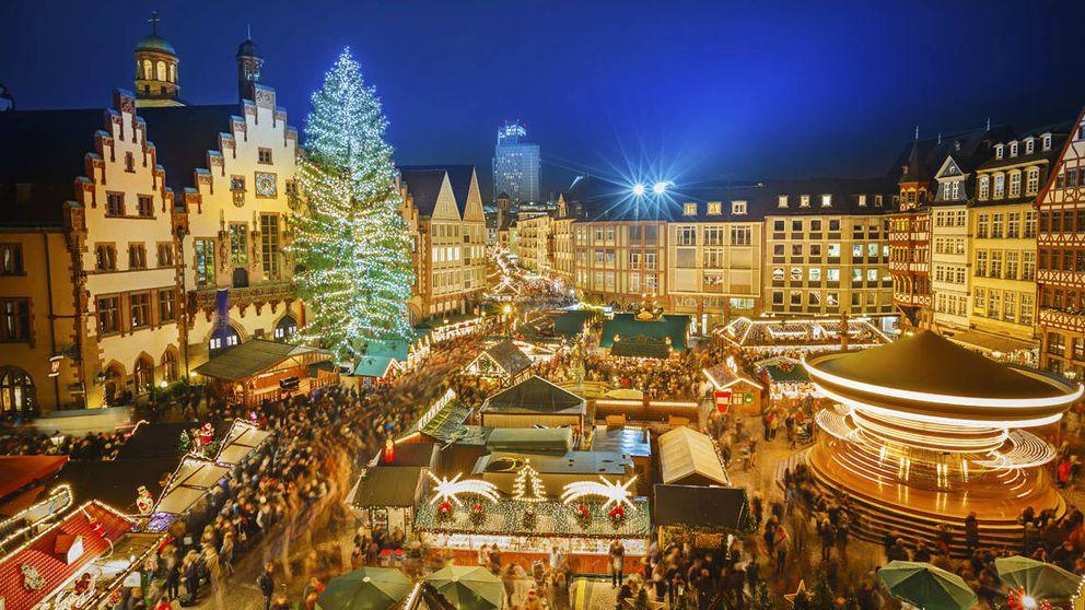 Planes para el puente: mercadillos de Navidad y destinos por el mundo
