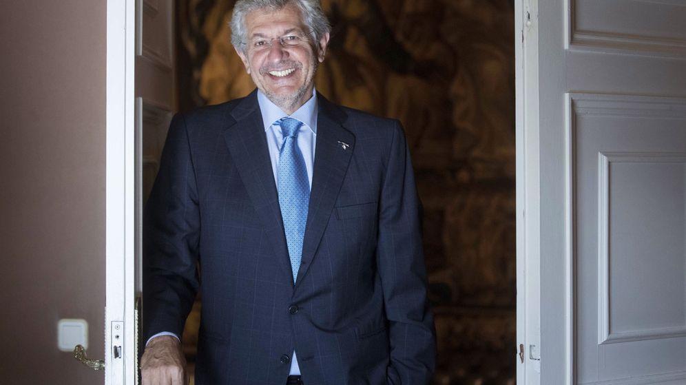Foto: Miguel Suqué, CEO del Grupo Peralada. (EFE)
