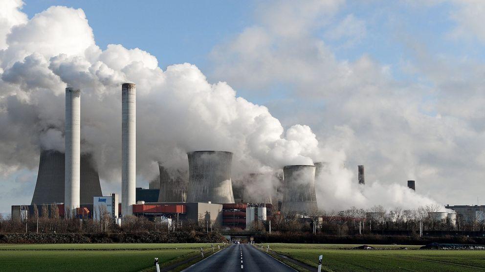 El impulso de las renovables rebaja las emisiones de gases invernadero