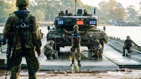 La coalición Negro-Verde: una oportunidad para la defensa alemana