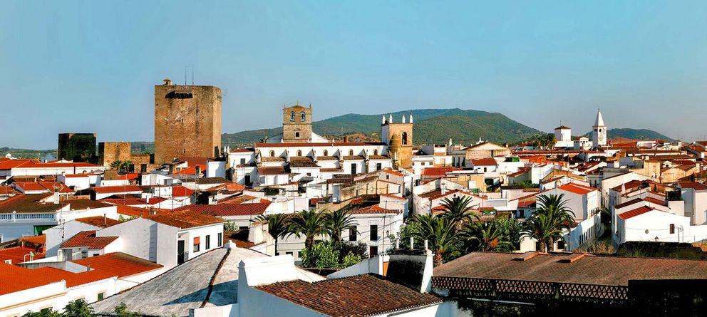 Turismo olivenza badajoz zona de conflicto for Oficina de turismo de olivenza