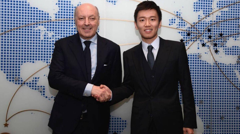 Steven Zhang, el joven presidente del Inter de Milán