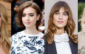 Los cuatro peinados más 'cool'