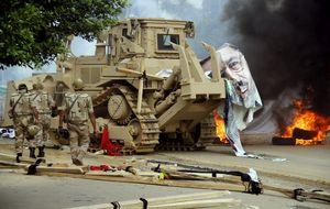 Acabada la 'primavera', Egipto vuelve a la ley marcial