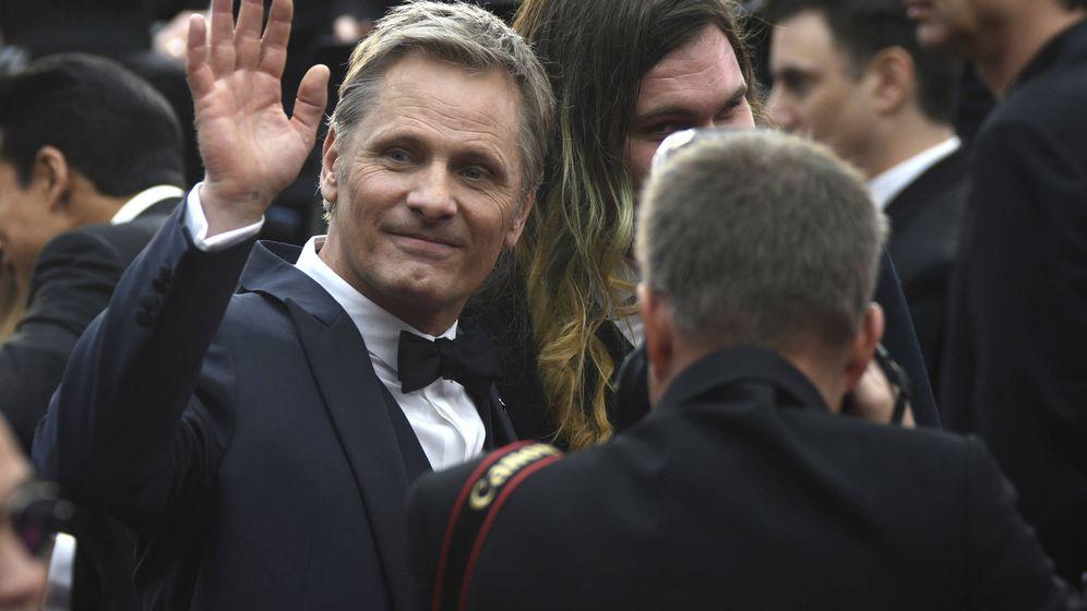 Foto: Viggo Mortensen, en los Oscar. (Gtres)