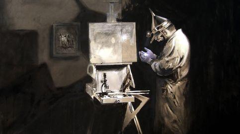 'Fenómenos infraleves': la búsqueda de lo efímero de Alberto Palomera